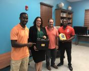 WPB Pal gets two AEDs